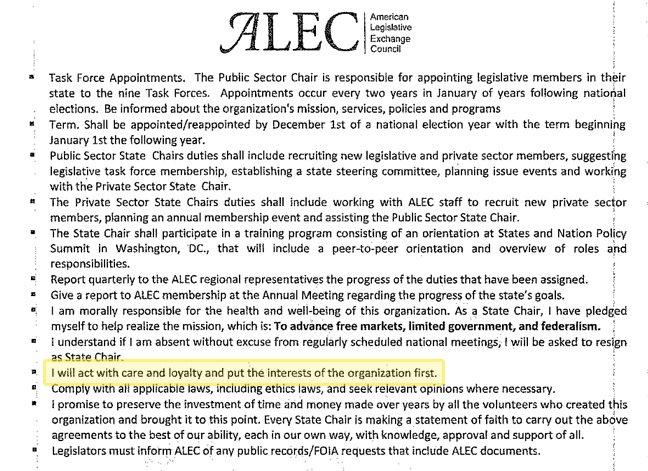 alec file state chairs